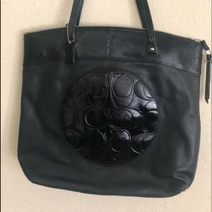 Coach women's bag like new
